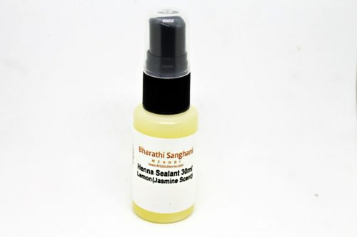 Scented Lemon Sealant Spray